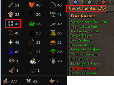 OSRS account Combat Level 62 ID#20191111TD62 best sale