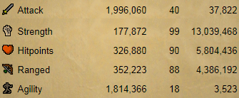 OSRS account combat level 67 ID#20190421TD67C