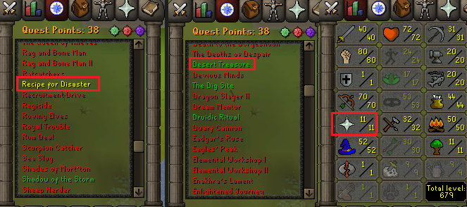 OSRS account special pure combat level 58 ID#20181207CKJ58