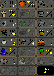 OSRS account combat level 115 ID# ACC99999990RANGED best sale