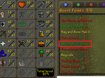 OSRS account Combat Level 63 ID#20190806TD63B best sale