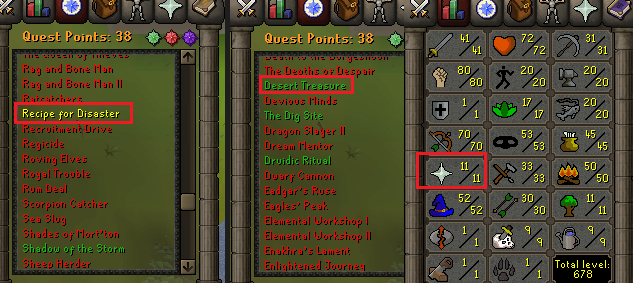 Osrs Best Pure 2020 OSRS special pure account combat level 58 ID#20190607CKJ58B