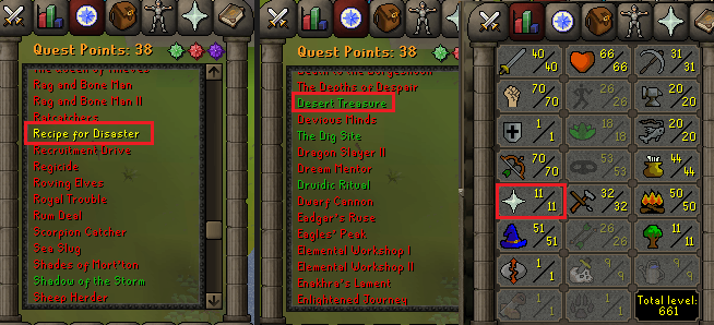 OSRS account special pure combat level 53 ID#20181206CKJ53A