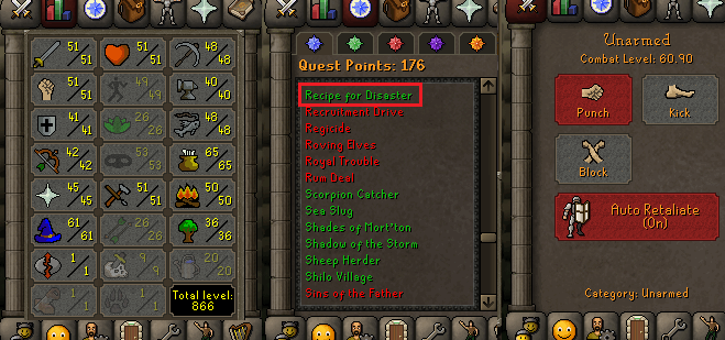 OSRS account Combat Level 60 ID#20210323TD60A best sale