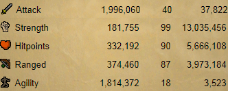 OSRS account combat level 67 ID#20190421TD67D